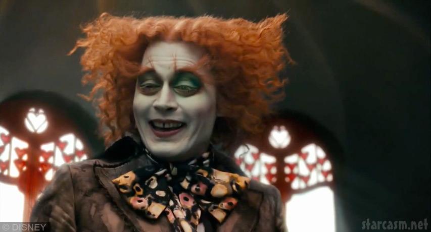 Alice In Wonderland Horror Movie Trailer
