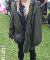 Sammy Winward at The Party in the Park in Leeds