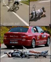 Jens Voigt crash photo