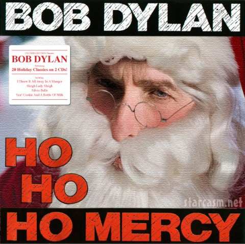 Bob Dylan Christmas album planned for 2009 release