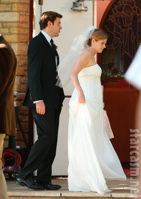 John Krasinski Wedding Photos