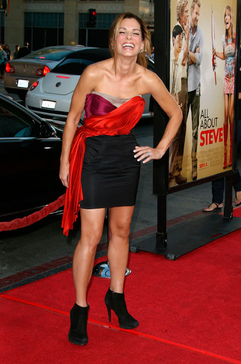 Sandra Bullock Official Site