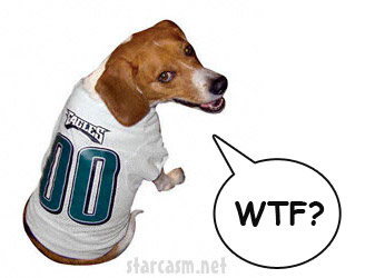 Michael Vick signs with the Philadelphia Eagles confusing some rabid fans