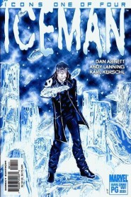 Iceman is the seventh best comic title to launder drug money with
