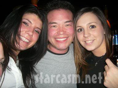 Jon Gosselin at legends possibly with Stephanie Santoro
