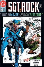 Sergeant Rock is the ninth best comic title to launder drug money with