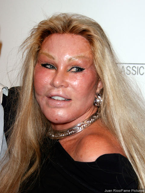 "Jocelyn Wildenstein at the ""Coco Before Chanel"" after party in Los Angeles"