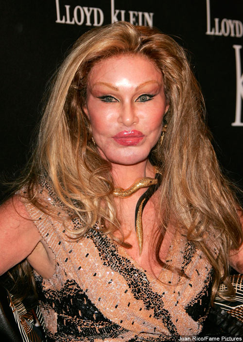 Jocelyn Wildenstein Alec Wildenstein Russian Model