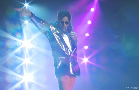 Human Nature Michael Jackson Rehearsal