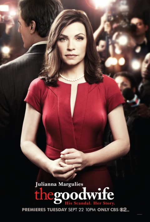 Julianna Margulies and Chris Noth star in 'The Good Wife' premiering