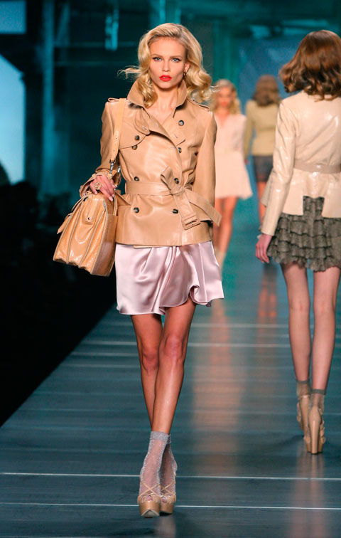 the rules of the fashion industry marketing essay Free essay: ''fashion provides one of the most ready means through which individuals can make expressive visual statements about their identities'' bennet.