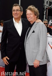 Kenny Ortega and Nigel Lythgoe at Michael Jackson's This Is It Premiere