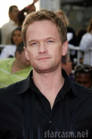 Neil Patrick Harris at Michael Jackson's This Is It Premiere