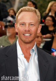 Ian Ziering at Michael Jackson's This Is It Premiere