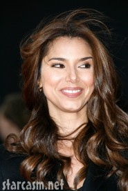 Roselyn Sanchez at Michael Jackson's This Is It Premiere