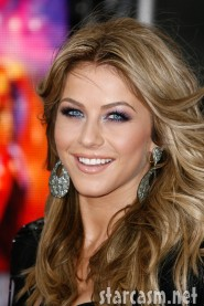Julianne Hough at Michael Jackson's This Is It Premiere