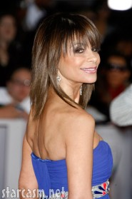 Paula Abdul at Michael Jackson's This Is It Premiere