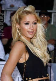 Paris Hilton looking free and really easy at Michael Jackson's This Is It Premiere