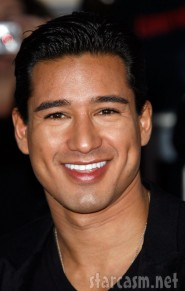 Mario Lopez at Michael Jackson's This Is It Premiere