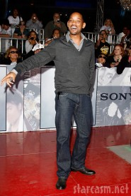 Will Smith at Michael Jackson's This Is It Premiere