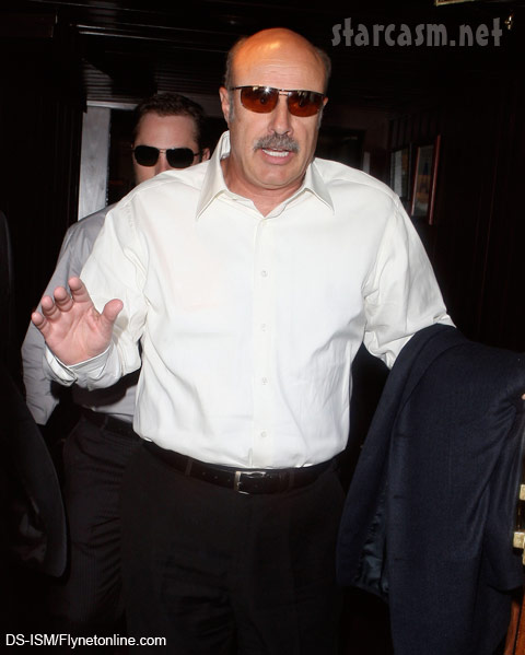 Dr. Phil McGraw gets sued by Chrystal Matchett