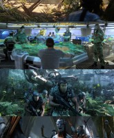 Avatar trailer stills