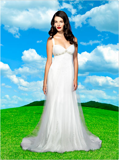 For 39 princess 39 brides disney wedding rings and disney for Jasmine wedding dress disney