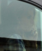 Maria Shriver is caught once again talking on her cell phone while driving