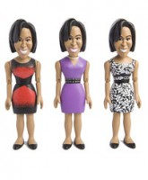 Michelle Obama action figures just in time for Christmas