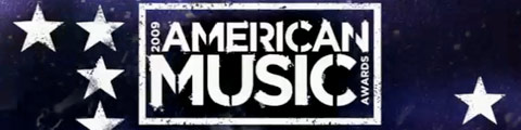 American Music Awards logo 2009