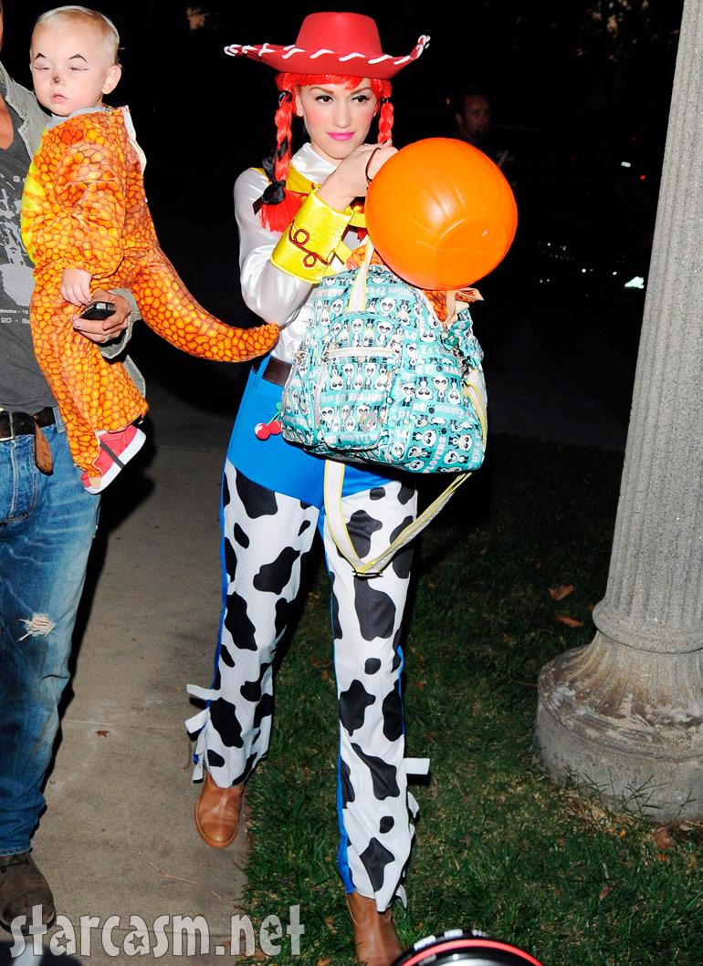 PHOTOS Celebrity Halloween Costumes: Gwen Stefani, Kingston and ...