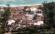 Construction on Celine Dion's Jupiter Island estate continues