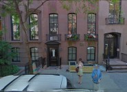 Tom Cruise and Katie Holmes' new neighbor from Google Maps Street View