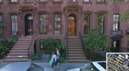 Google Maps Street View of Tom Cruise and Katie Holmes' new residence in New York City