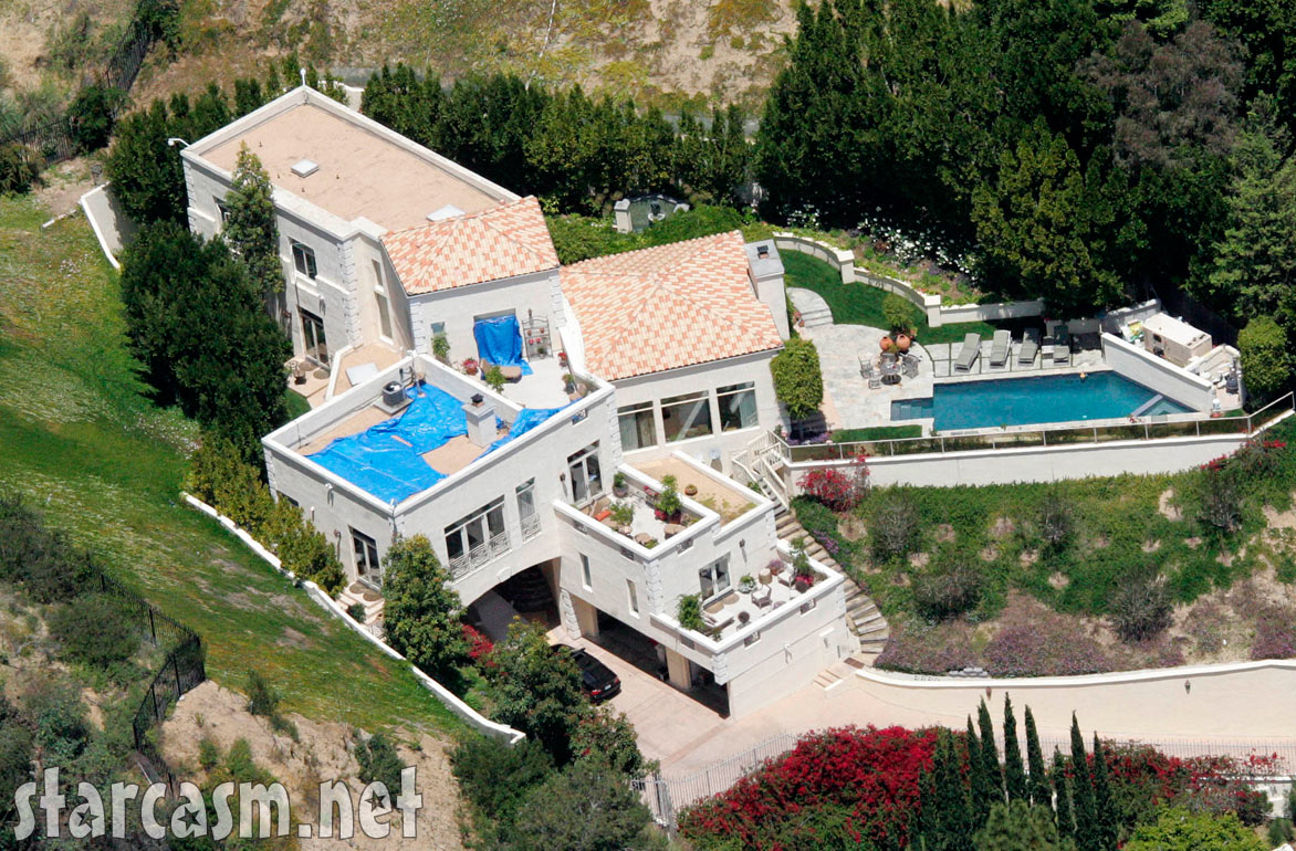 Celebrity homes for Celebrity houses in los angeles