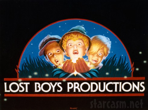 Lost Boys Production artwork by David Nordahl for Michael Jackson