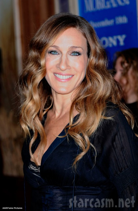 Sarah Jessica Parker December 14, 2009 Did You Hear About the Morgans Premiere