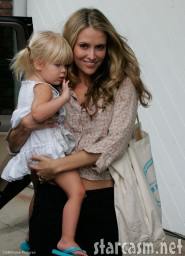 Brooke Mueller enjoys time with husband Charlie Sheen's daughter Sam