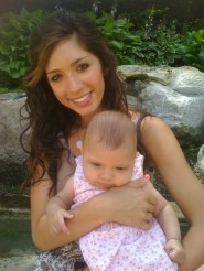 Teen Mom Farrah Abraham and daughter Sophia