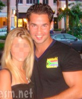 Mike Sorrentino The Situation myspace picture 8 looking almost like a working man
