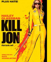 Hailey Glassman in Kill Jon directed by Kate Gosselintino
