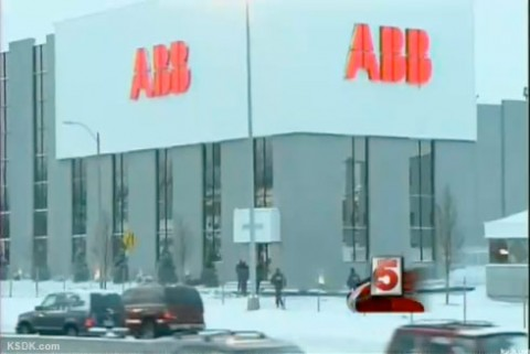 ABB Inc in St. Louis where Timothy Hendron shot five people, killing one