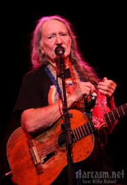 Willie Nelson and Family perform at Arena Theater in Houston 1-8-10 Picture Eighteen