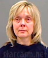 Farrah Abraham's mother Debra Danielson mug shot