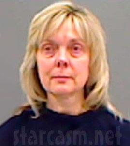 Farrah Abraham's mother Debra Danielsen mug shot
