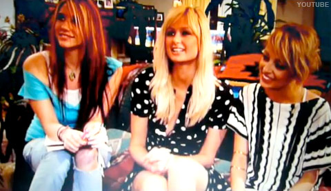 "In 2005 Ke$ha appeared on Season 3 of The Simple Life in Episode 15 ""Wedding Planner"""