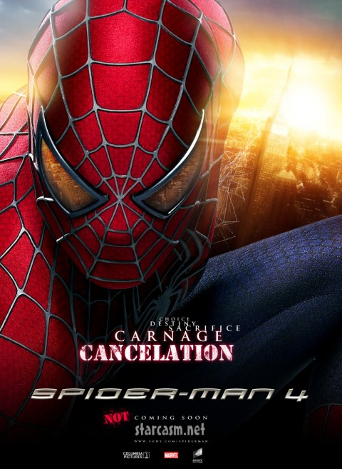 Spider-man 4 Movie Poster