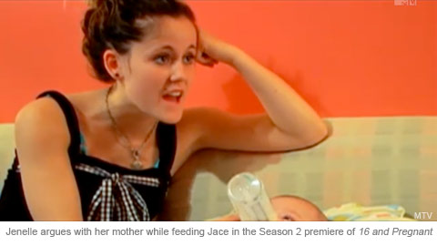 Jenelle Evans will kick off season 2 of 16 and Pregnant