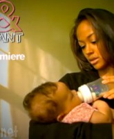 Valerie Fairman 16 and Pregnant trailer graphic