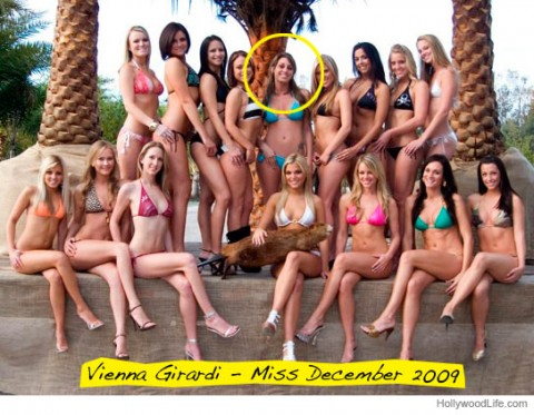 The Bachelor's Vienna Girardi calendar